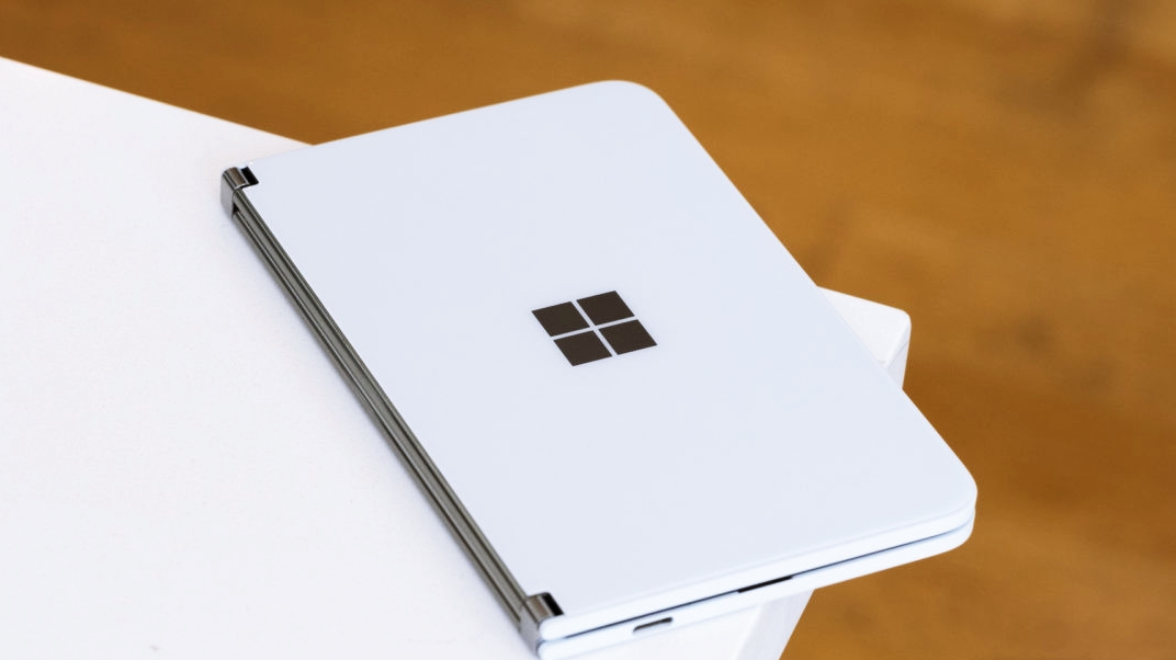 Great design of the Microsoft Surface Duo