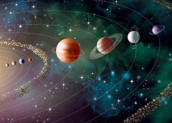 Planets that support life