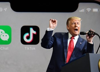 TikTok and WeChat banned in US