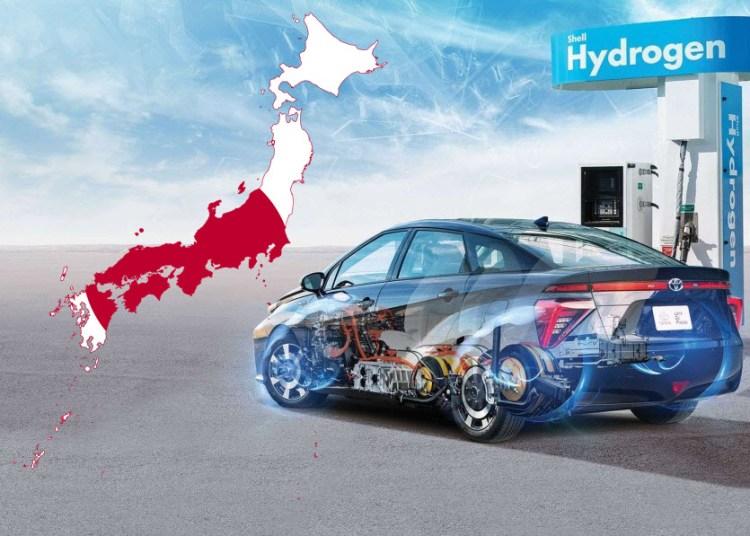 Hydrogen fuel in Japan