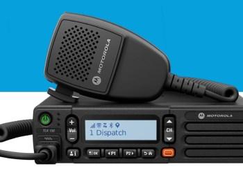 Motorola Solutions radio