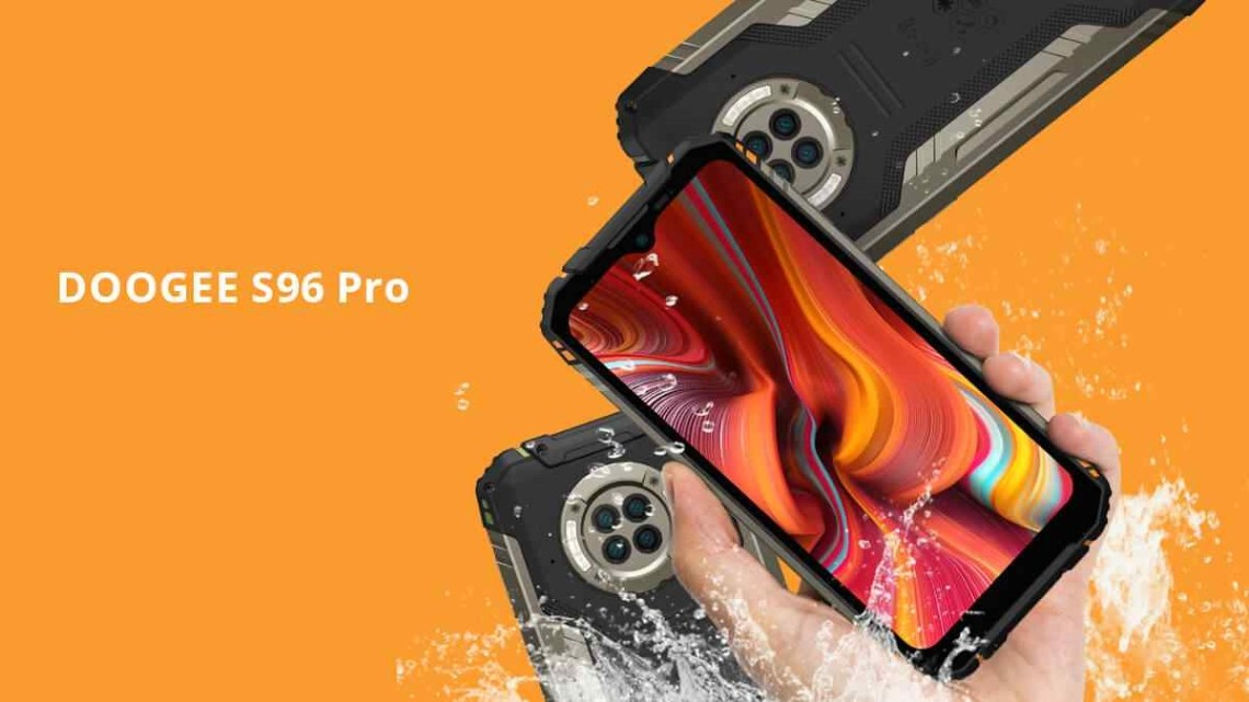 Doogee S96 Pro deal