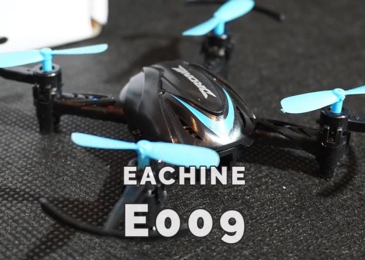 Eachine E009 Mini RC Drone