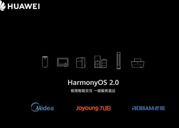 Harmony OS power Midea smart home Products