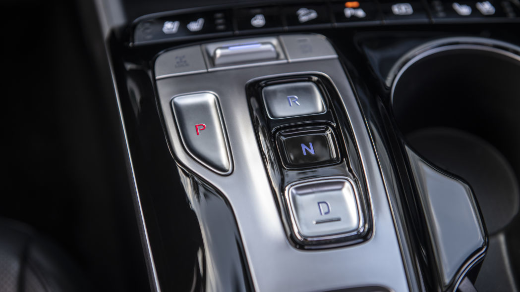 Hyundai Tucson 2022 geer