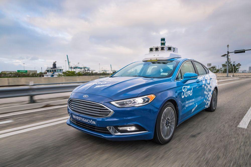 Argo autonomous cars