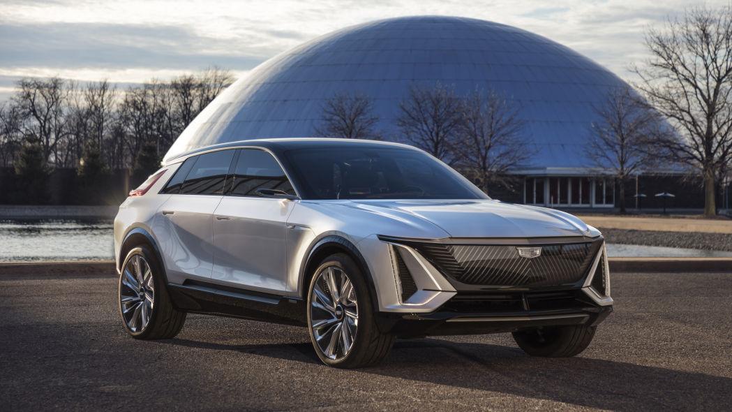 Cadillac Lyriq EV picture