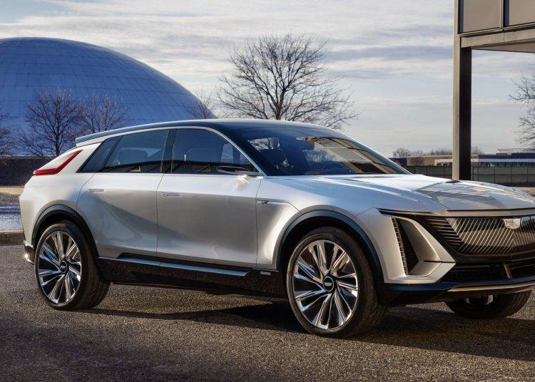 Cadillac Lyriq EV image