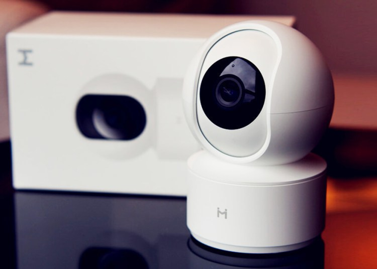 iMILAB XiaoBai H.265 Smart Home IP 360° Camera deal