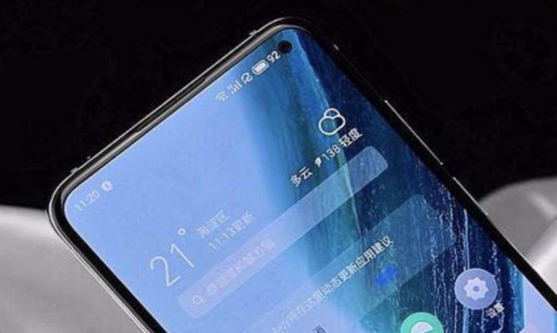 Meizu 18 leaked