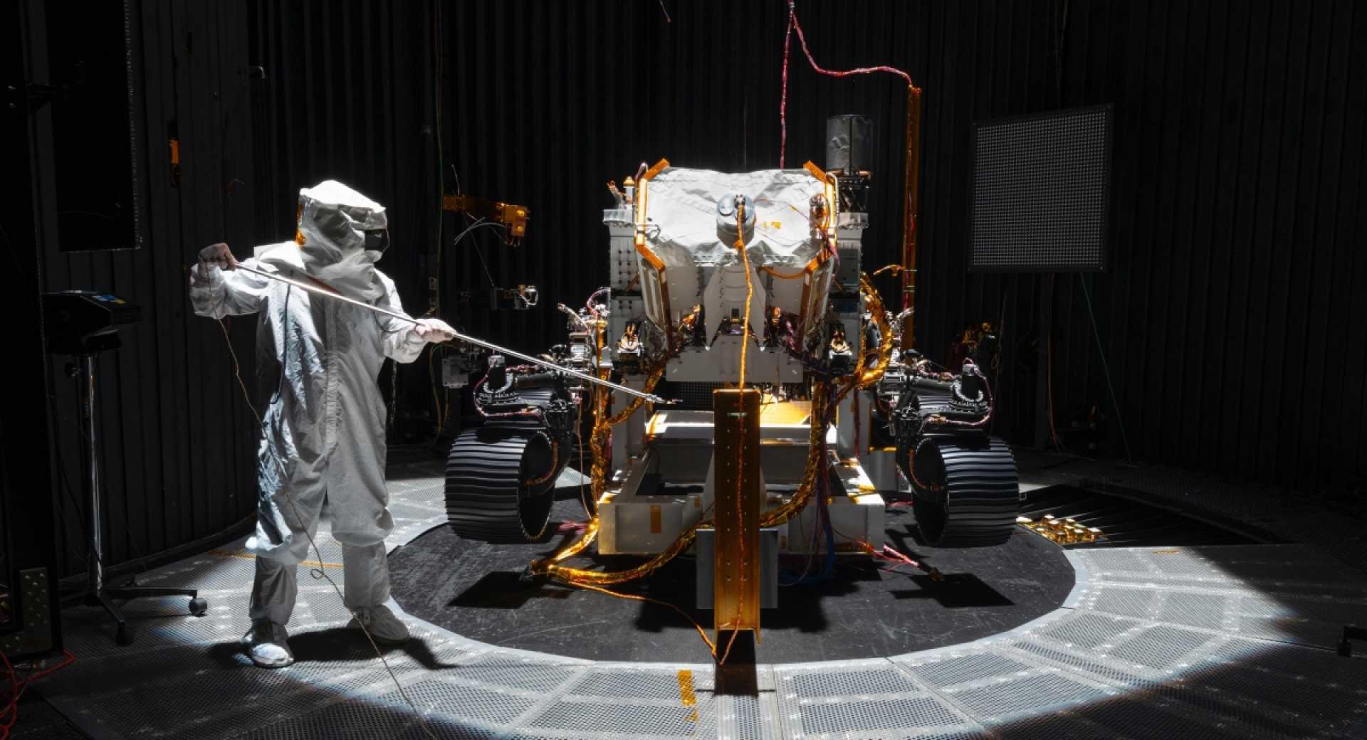 NASA Perseverance 3
