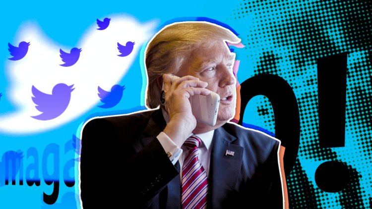 Trump ban from Twitter forever