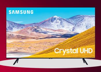"""Samsung - 65"""" Class 8 Series LED 4K UHD Smart Tizen TV"""
