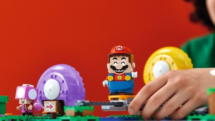 LEGO Super Mario Sets deal