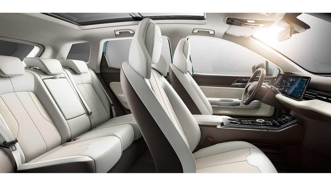 Aiways U5 is a five-seat compact EV SUV