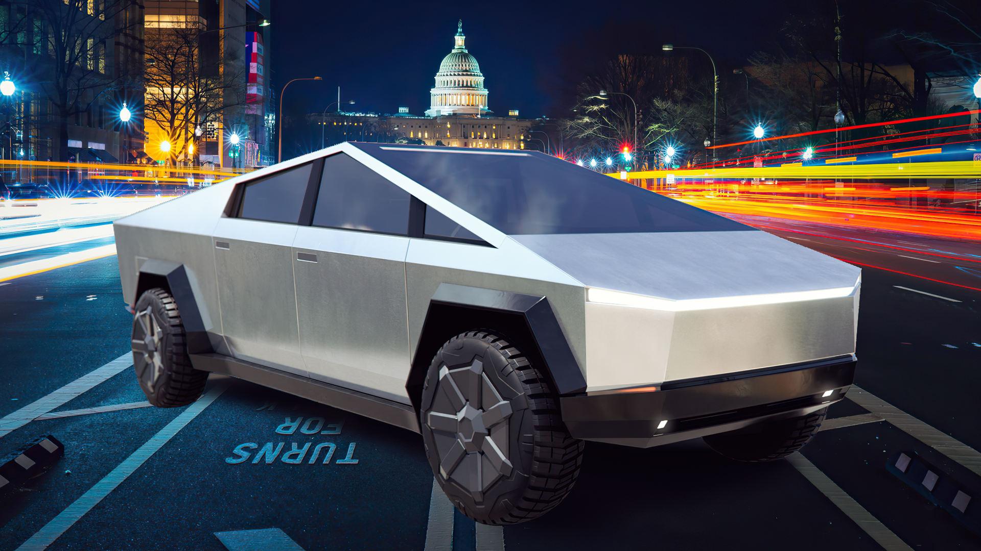 Tesla Cybertruck production