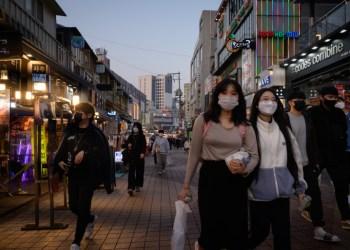 COVID-19 ease in South Korea