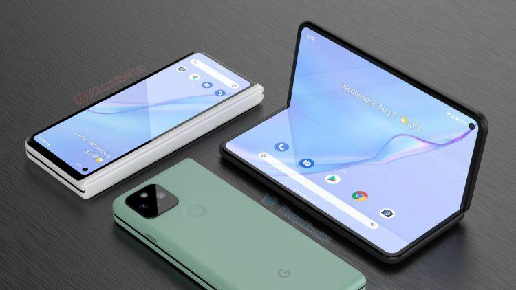 Google Pixel Fold UTG