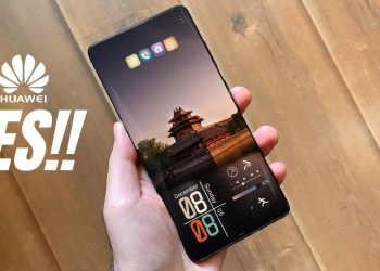 Huawei P50 Pro screen