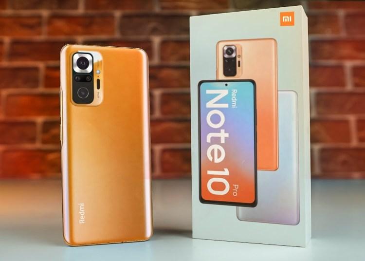 Redmi Note 10 Pro deal