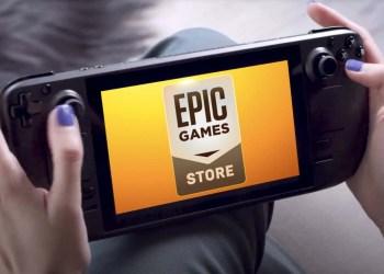 Steam Deck game console announced