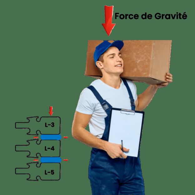Force de Gravité (2)