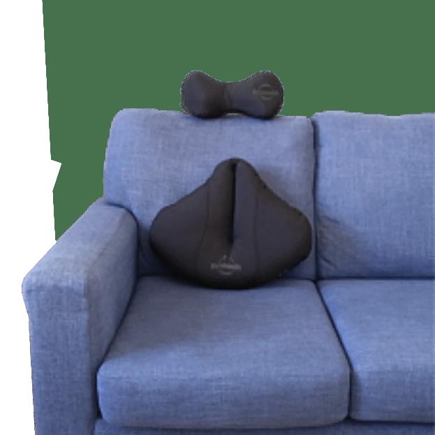 Support lombaire pour fauteuil