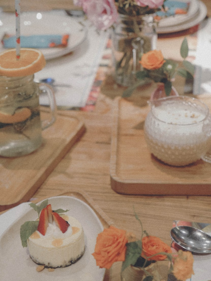 on the table - tomacado cafe beijing | brunch at audrey's