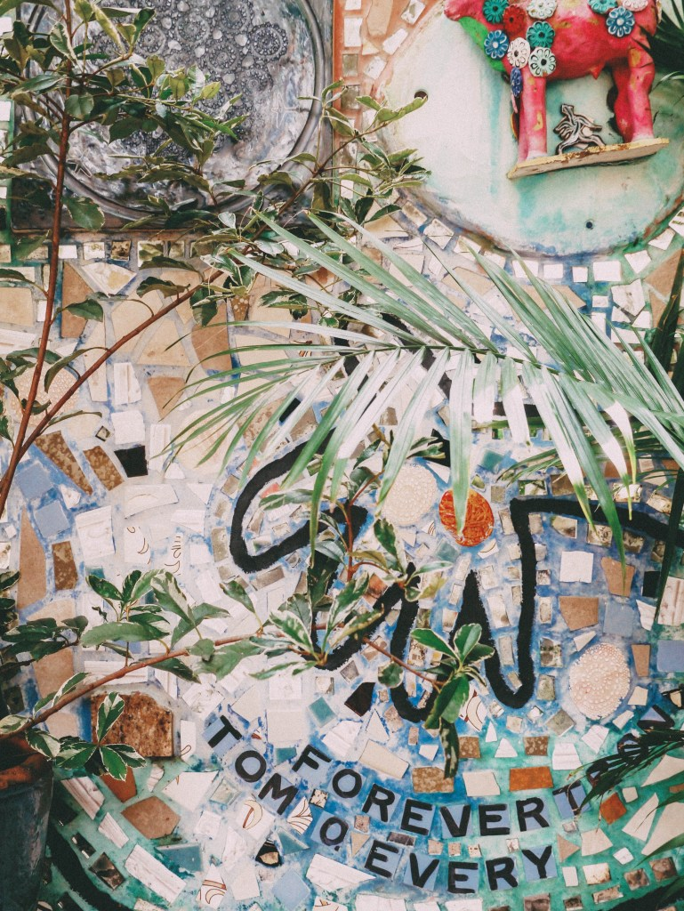 philly magic gardens - weekly update | brunch at audrey's