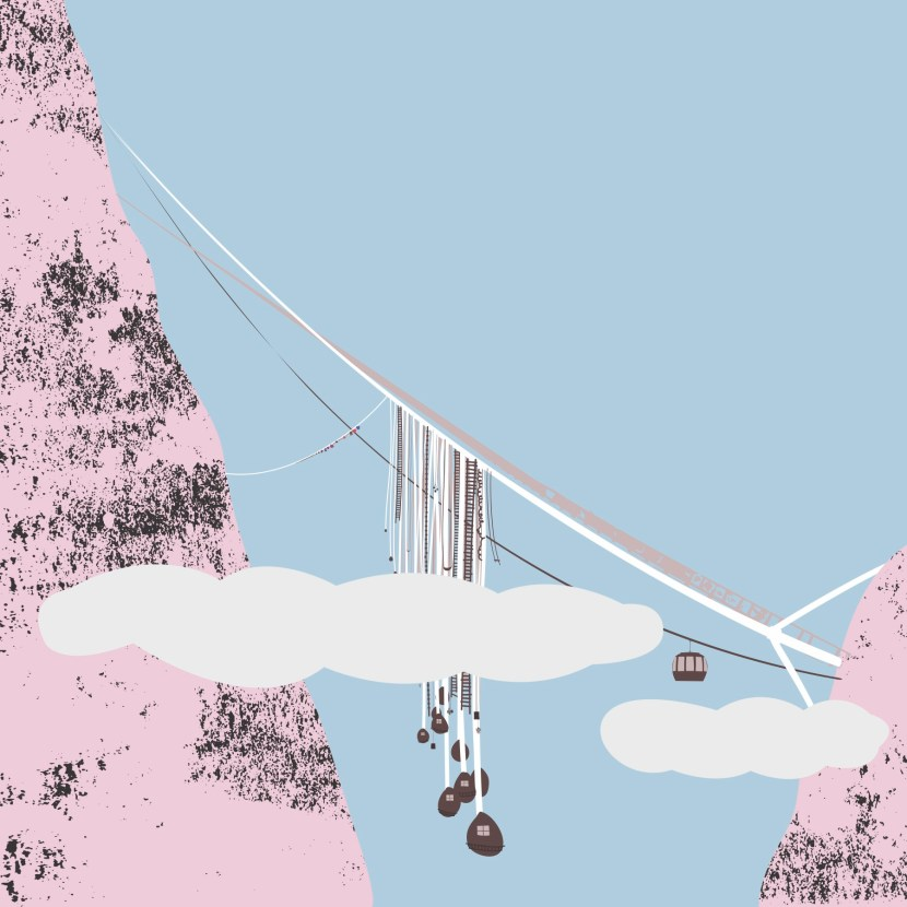 invisible cities, project 1.1 - art, design, and digital culture portfolio | brunch at audrey's