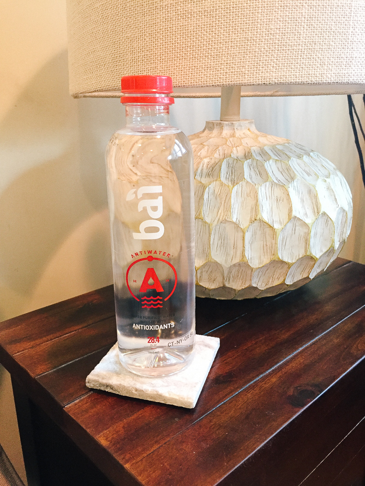 Bai antiwater, filled with antioxidants for hydration