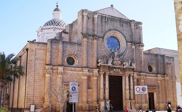 Collegiata di Santa Maria delle Grazie - Campi Salentina (LE)