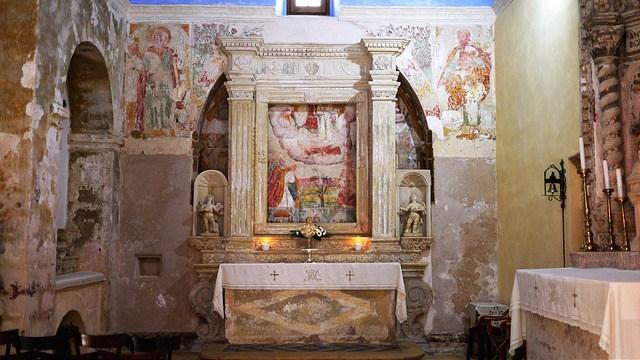 Tuturano e la Chiesa Madonna del Giardino