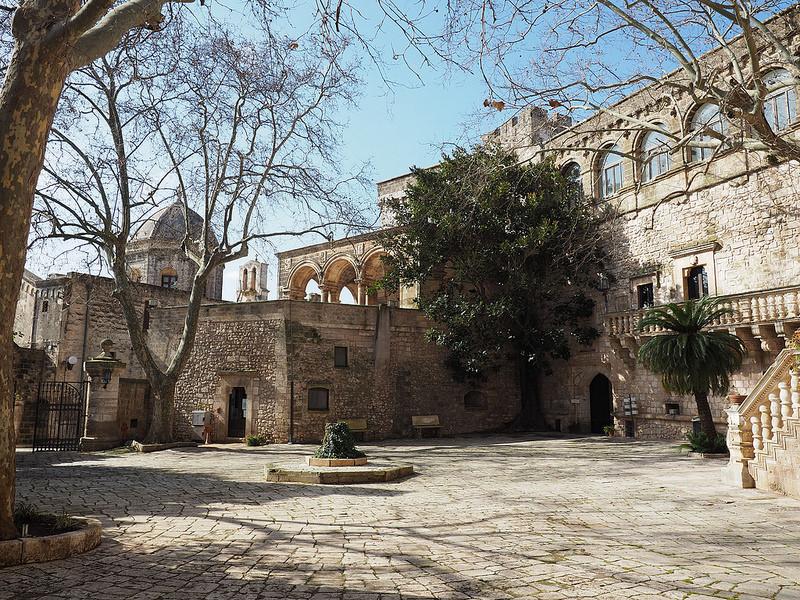 Il Castello di Carovigno (Br)