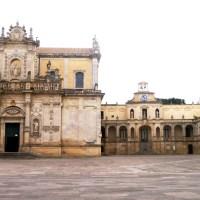 La Cattedrale di Lecce e la sua piazza