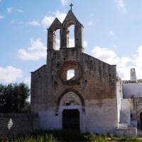 Chiesa (rurale) della Madonna della Grotta - Ceglie Messapica (Br)