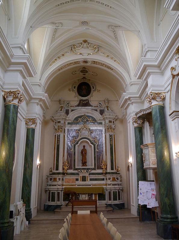 Chiesa di San Leonardo - Mesagne (Br)
