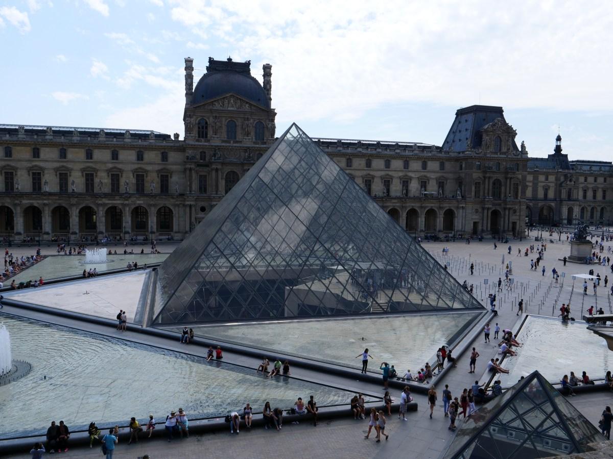 Museo del Louvre di Parigi - Pittura italiana