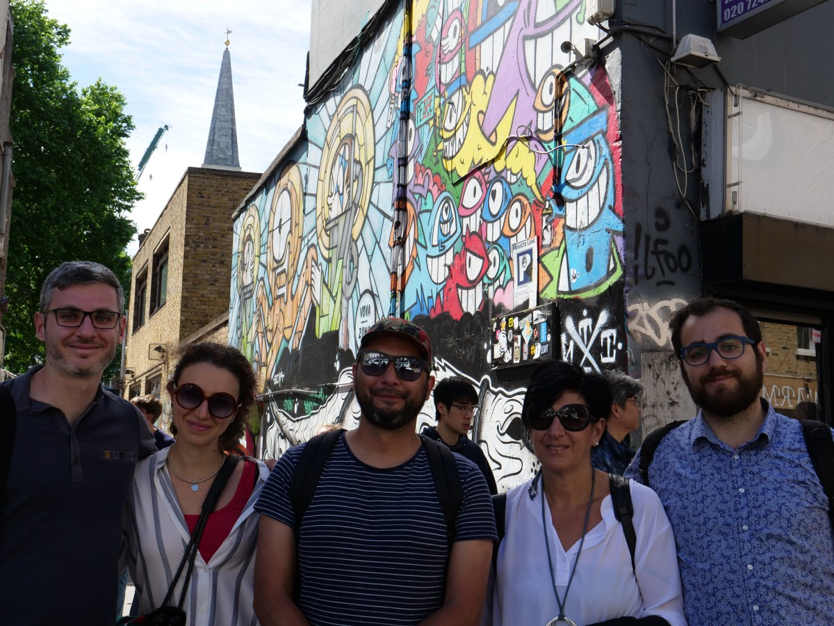 Graffiti & Street Art a Londra: non solo Banksy