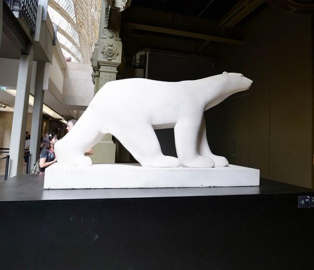 Sculture al Museo d'Orsay - Parigi
