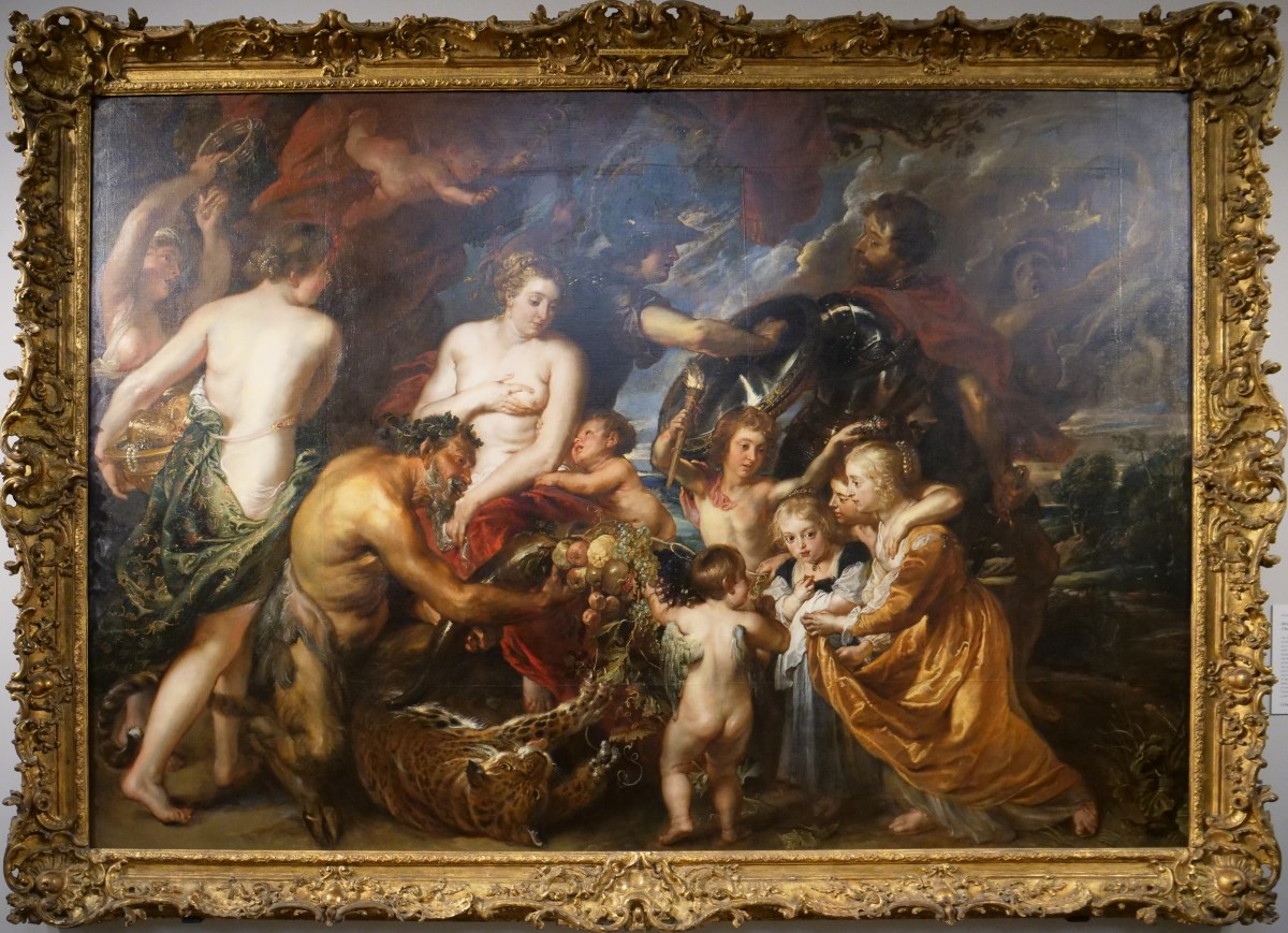 Londra - National Gallery - Pittura europea dal '600 al '700