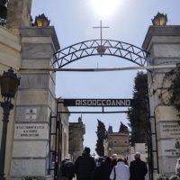 Visita al Cimitero Monumentale di Brindisi