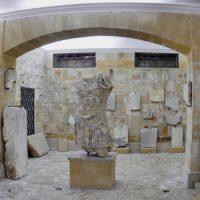 """Statue di loricati al Museo Archeologico Provinciale """"F. Ribezzo"""" - Brindisi"""