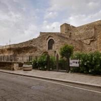 L'acquedotto Romano - da Pozzo di Vito alle Vasche Limarie