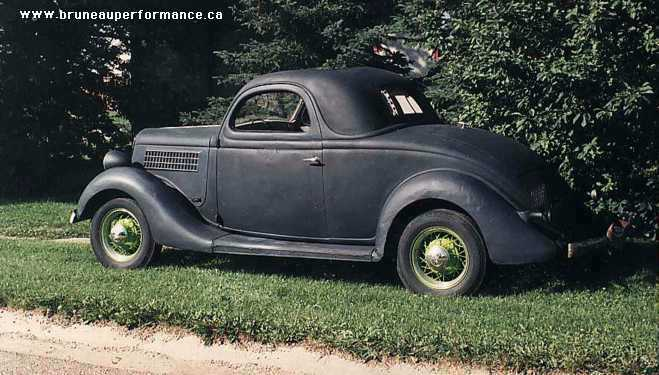 Sale Ford Coupe 36