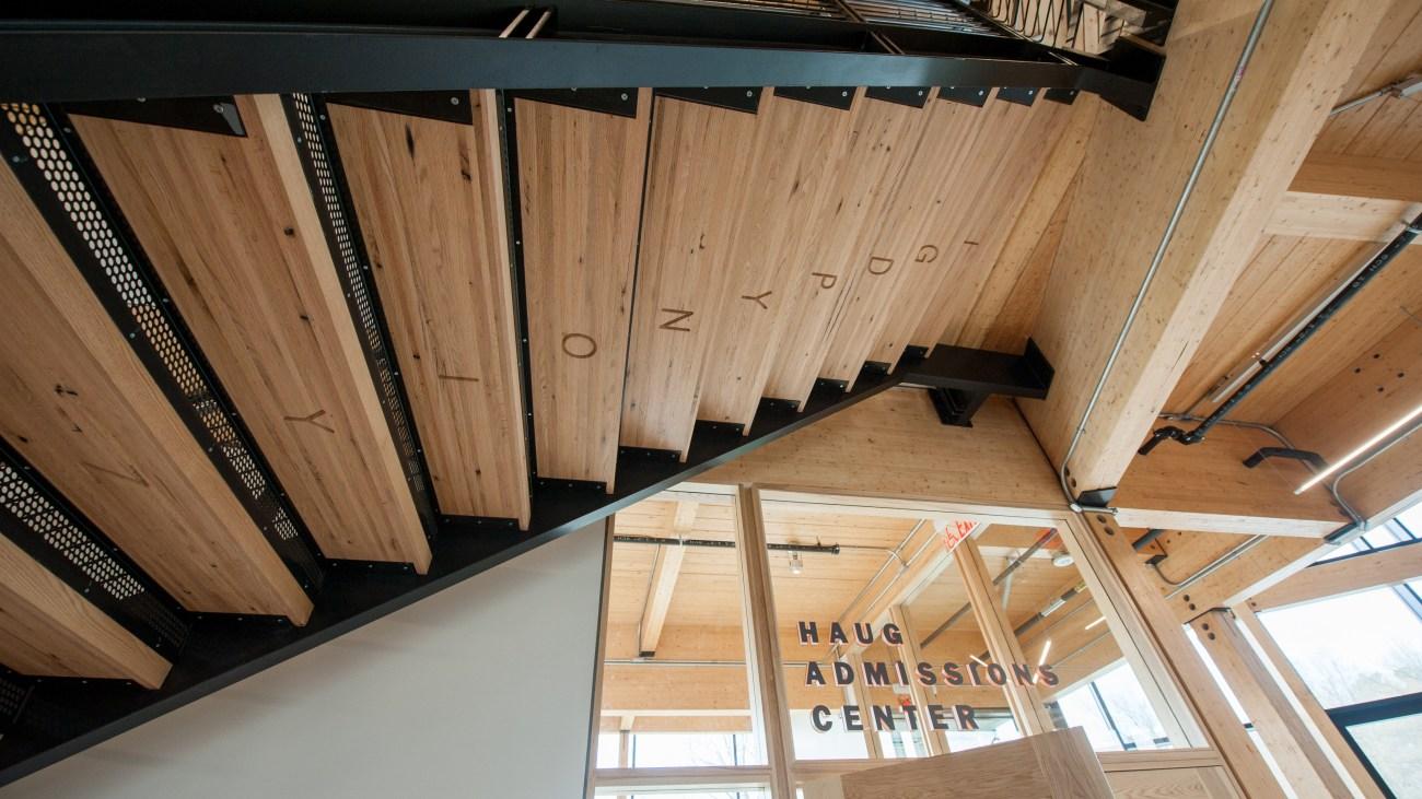 Hampshire stairs