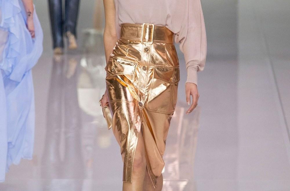 Brunette on Demand London Fashion Week