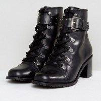 Asos lace boots