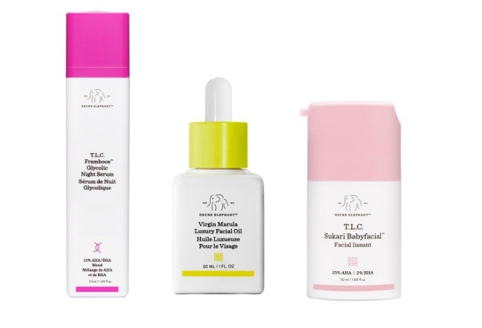 Brunette on Demand 3 beauty brands