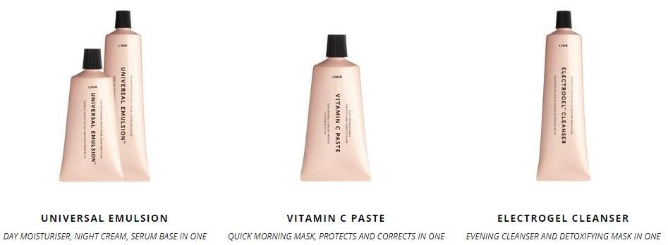 Brunette on Demand Lixir Skincare